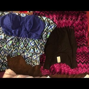 2 dresses very cute and comfy
